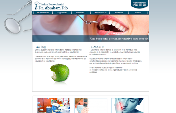 Clinica Dental Abraham